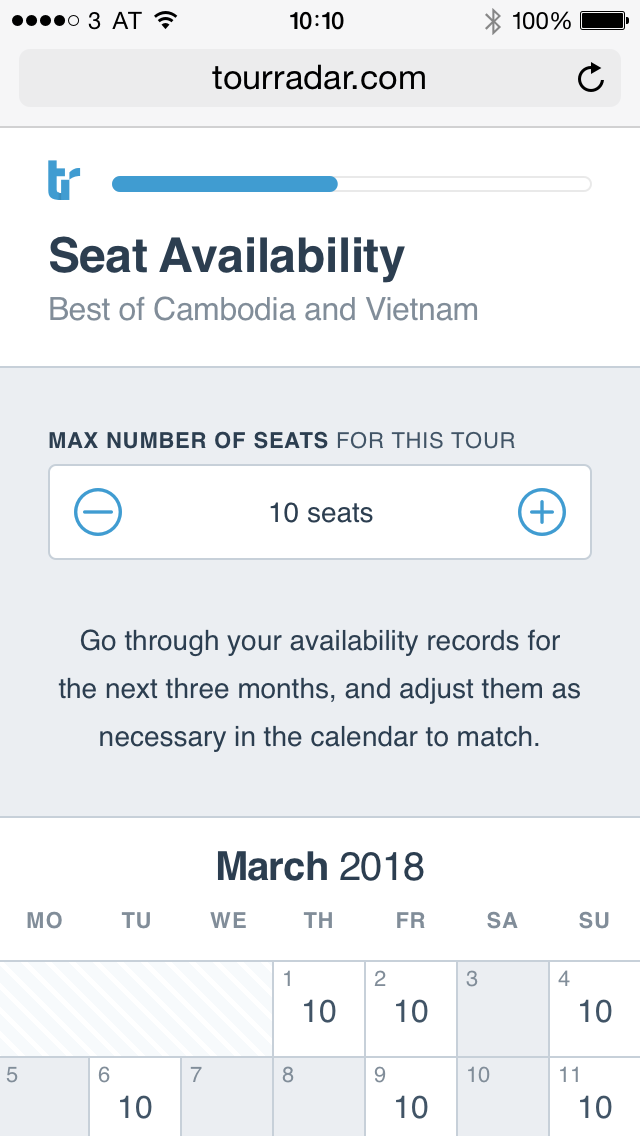 XS Seat Availability 1@2x